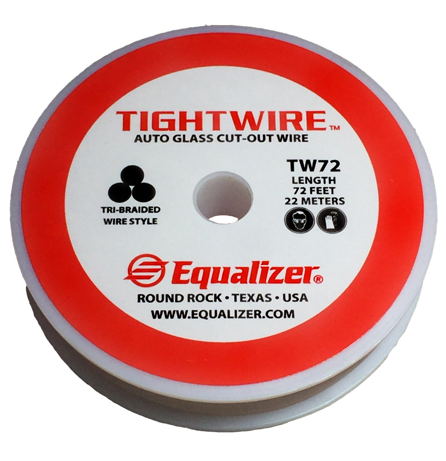 Equalizer Gold Wire 72TW Tightwire-Glass Cut-Out Wire