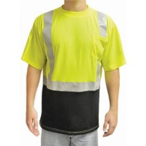 COR-BRITE™ High Visibility T-Shirt Lime