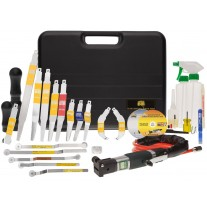 WKTECBX BTB TECHNICIAN Glass Removal Kit - 11 Blade Kit