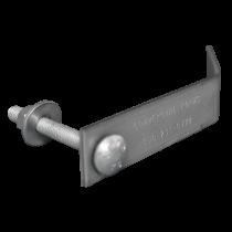 Transmission Converter Bracket Assembled