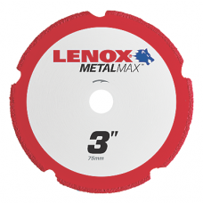 "LENOX METALMAX™ 3"" x .050 3/8"" Arbor 1972918"