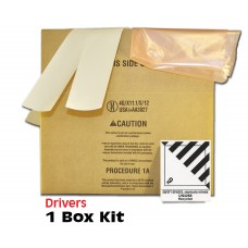 "Airbag Module Shipping Box Drivers 16"" x 10"" x 8""  - Each"