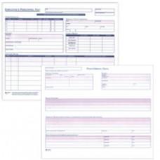 Employee Records Folders