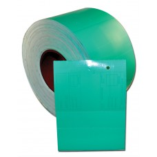 Part Tags - Hollander Thermal Transfer Colored Green