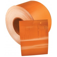 Part Tags - Hollander Thermal Transfer Colored Orange