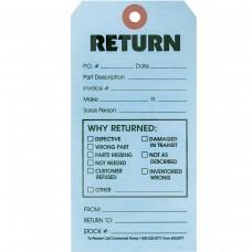 Return Tags