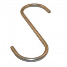 """Steel """"S"""" Hooks - 5"""""""