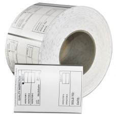 """Part Tags - Pinnacle & Checkmate Thermal Transfer 4"""" x 3"""""""