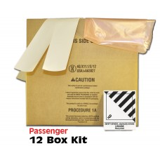 Passenger Side Airbag Box -12 BOX KIT