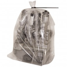 "Poly Bag 18"" x 24"" 2 Mil CF Recycler Supply"