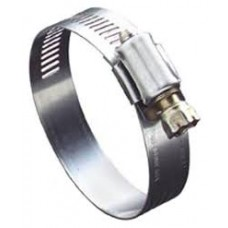 Ideal Hose Clamps - Worm Gear