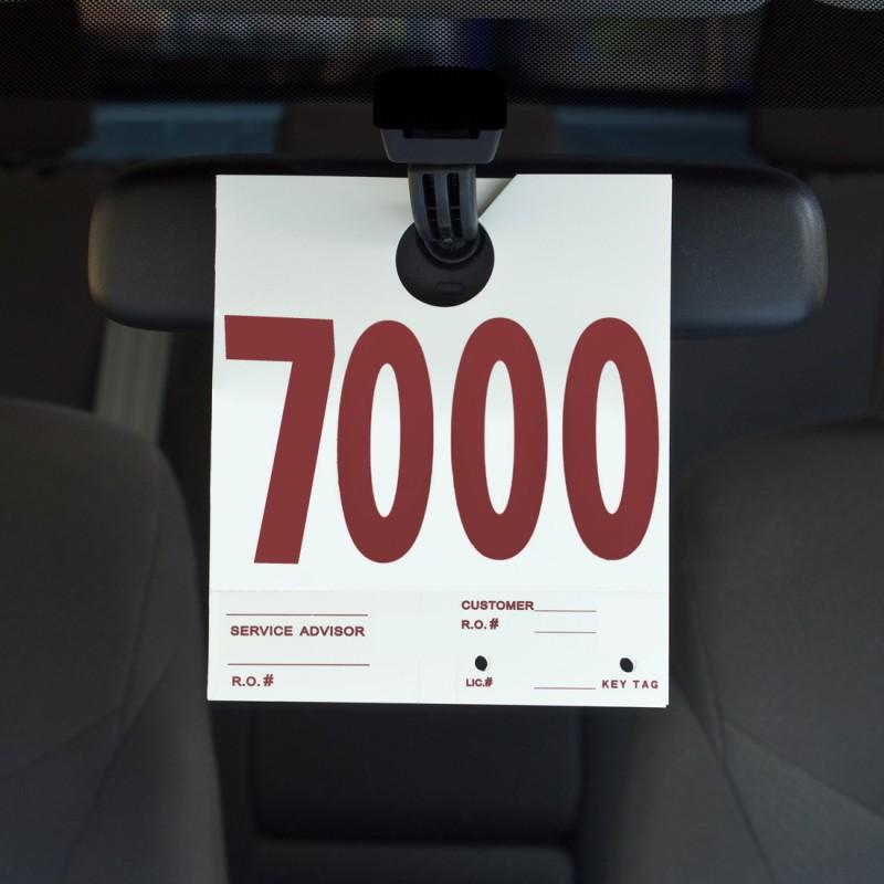 7000 Series Service