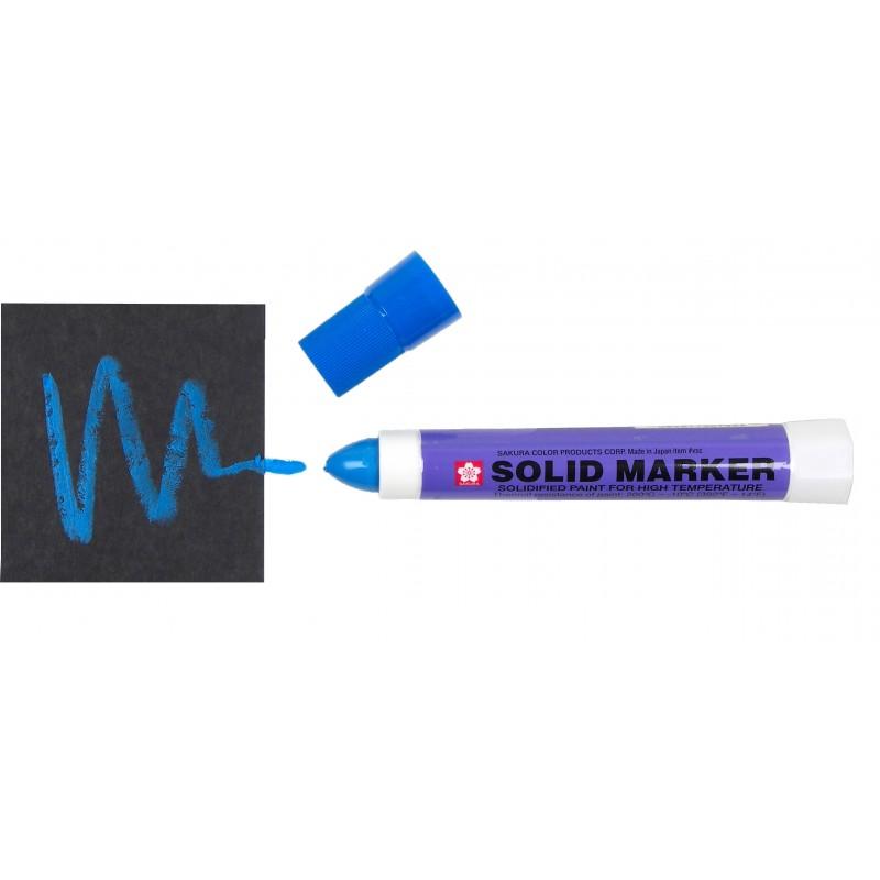 Blue Paint Hearing Aid