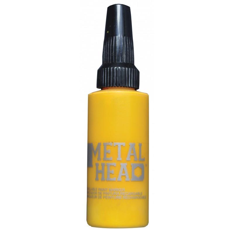 METALHEAD Markers - Yellow