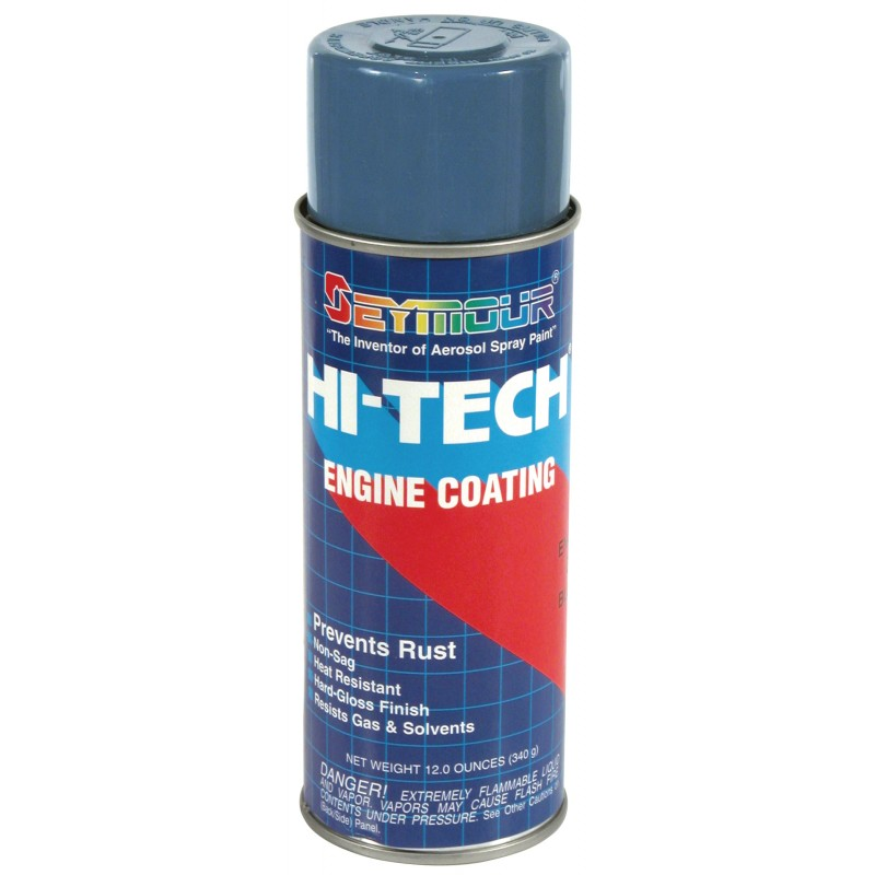 Seymour Hi Tech Engine Enamels Gm Blue En 67