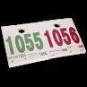 Auto Service ID Tags