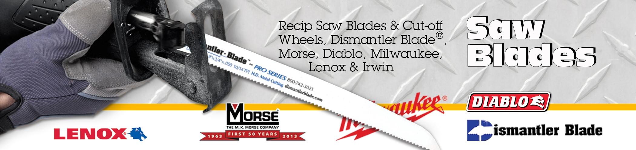 Saw Blades - Dismantling