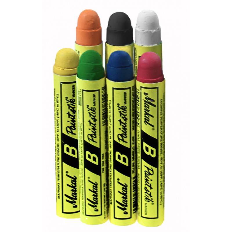 MARKAL B Paintstik | Solid Paint Marker | Multiple Colors