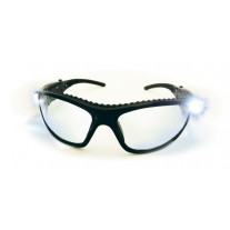LED Inspectors Safety Glasses With Ultra Bright Light-PAIR