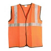 Safety Vest Orange - ANSI Class 2