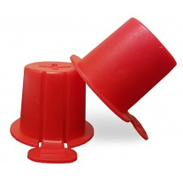 Battery Terminal Protector Cap Red Positive Top Post