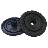 Battery Terminal Protector Cap Black Side Post Negative-Johnson Control Batteries