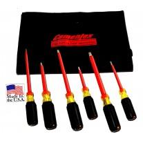 Electrical Service CEMENTEX Insulated Screw Driver Set