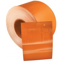 Part Tags - Hollander Powerlink Thermal Transfer Colored Orange