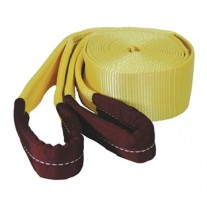 "Tow Strap Looped Ends 3"" x 20' - 22,500 lb Capacity"