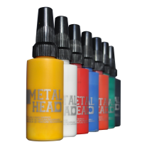 MetalHead®  Paint Bottle Markers  - Refillable