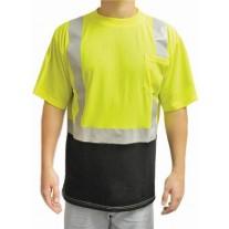 COR-BRITE™ High Visibility T-Shirt Lime