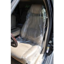Bags - Plastic Covers for Vehicle Service Seat Protection