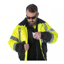 Cordova Reptyle™ 3-in-1 Bomber Jacket High Vis Lime