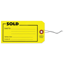 -Sold Tags