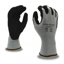 Gloves - Nitrile Foam Coated Palm Gloves