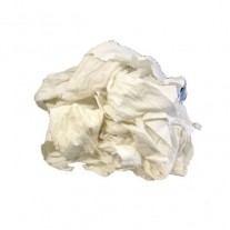 Shop Rags - White Reclaimed 10#