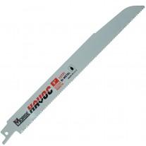 "9"" x 7/8"" x .062 10 TPI MORSE Reciprocating HAVOC Demolition  Blade"