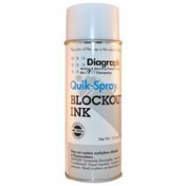 Blockout Box Spray Ink - White