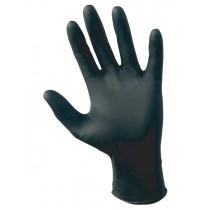 Disposable RAVEN Black Nitrile Gloves