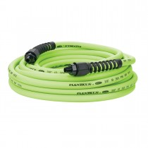 "Air Hose Flexzilla® Pro Series, 3/8"" x 25'  1/4"" MNPT Fittings"