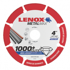 "LENOX METALMAX™ 4"" x .050 5/8"" Arbor"