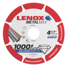 "LENOX METALMAX™ 4.5"" x .050 7/8"" Arbor 1972921"