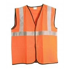 ANSI Class 2 Safety Vest Orange
