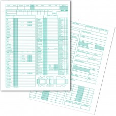 Manual Inventory Forms - Van & Pickup Form