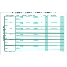 Longline Request Log Books