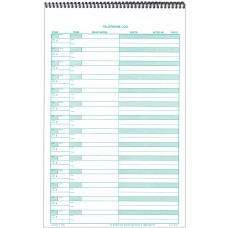Telephone Request Log Book