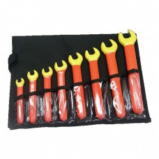 Electrical Service CEMENTEX 8 Piece Metric Open End Wrench Set