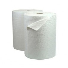 "Absorbent Rolls White 15"" Wide - (2)-150' Rolls"