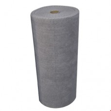 "30"" x 150' Gray Universal Absorbent Roll"