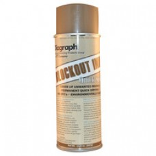 Blockout Box Spray Ink - Tan